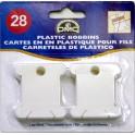 Szpulki plastikowe DMC