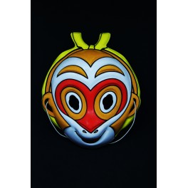 Maska dziecinna MAŁPKA