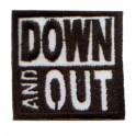 "Aplikacja ""DOWN AND OUT""PAE-049-B"