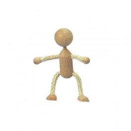 Drewniana lalka rozmiar 20cm 61 299 00