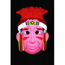 Maska dziecinna INDIANIN