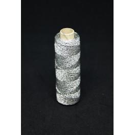 Nić metalizowana srebrna ZLATKA