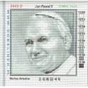 Kanwa Gobelinek Papierz Jan Paweł II nr 5642
