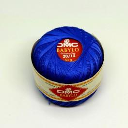 DMC Babylo 20 kordonek nr. 506 (niebieski