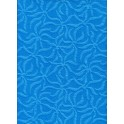 Filc wytłaczanykolor NIEBIESKI 31x23 cm
