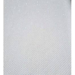 Kanwa DMC 14 opalizująca kolor biały BLANC